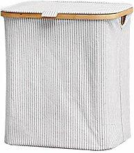 TXC Wäschekorb faltbar Aufbewahrungskorb