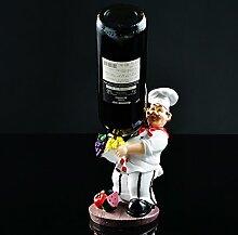 TY&WJ Europäischer Stil Kreativ Wine Bottle
