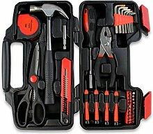 Tycana Basic Heimwerker-Werkzeug-Set,