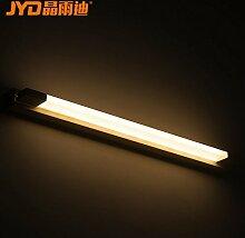 TYDXSD LED Spiegel leuchtet minimalistische moderne Badezimmer Spiegel Beleuchtung Make-up Licht wasserdicht und Nebel Lampe Badezimmer Spiegel Schrank Licht , 400mm