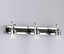 TYDXSD Moderne minimalistische Bad Badezimmer Spiegel Beleuchtung LED Spiegel Leuchten Beleuchtung Zimmer 462 * 62mm