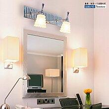 TYDXSD Spiegel Beleuchtung Bad Badezimmer moderne Glas Badezimmer Spiegel Lichtwand Licht Lampe 300 * 62mm