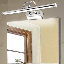 TYDXSD Spiegel leuchten moderne, minimalistische Badezimmer Spiegelschrank spiegel LED Lampen leuchten Beleuchtung im Bad spiegel bad spiegel lampe beleuchtung
