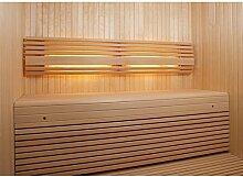 Tylö Sauna Vision 150 Badezimmersauna 175 x 180 x 203 cm Erle und Espe inkl. Tylö Saunaofen