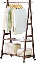 TYMJ Bodenständer Kleiderständer Kleiderständer