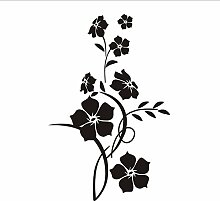 TYOP Schöne Blumen Wandaufkleber Für Wohnzimmer