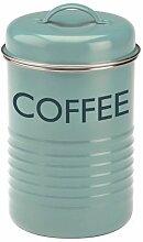 Typhoon - Vintage - Kaffeedose, Kaffeeaufbewahrung - Vorratsdose - 19 cm x 12 cm