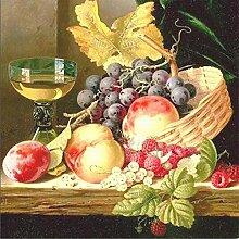 Tzdzuanshihua Frisches Obst und Weinglas Foto 5d