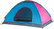TZQ Beach Stack Multifunktions-Sonnenschutz Campingzelte Familienzelte,Pink