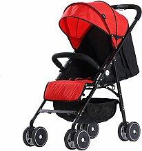 TZQ Kinderwagen-Buggy-Kinderwagen - Mit Komplett