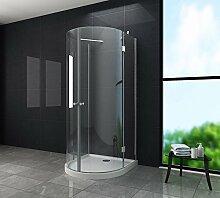 U Dusche 6 mm Designer Duschkabine Duschabtrennung