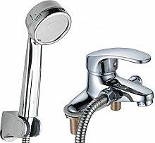 U-Enjoy 3 Wege Badezimmer Top-Qualität-Hahn Mit