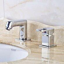 U-Enjoy Kronleuchter Waschbecken Badezimmer
