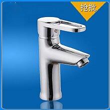 U-Enjoy Messing Badezimmer-Hahn-Top-Qualität Mit