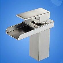 U-Enjoy Wasserfall-Badezimmer-Hahn-Top-Qualität