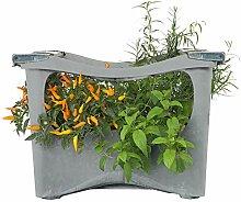 U-greeny Pflanzbox Hochbeet; nachhaltiges