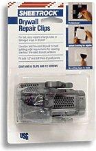 U S Gips 81099011351Trockenbau Reparatur Clip