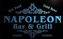 u32015-b NAPOLEON Family Name Bar & Grill Home