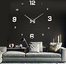 UBAYMAX DIY Wanduhr Moderne Clock, 3D Acryl