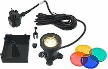 Ubbink Aqualight 30 LED Unterwasser Teichbeleuchtung warmweiss
