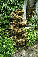 Ubbink Gartenbrunnen Sedona Einheitsgröße braun