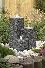 Ubbink Gartenbrunnen Siena Einheitsgröße grau