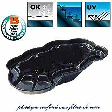 UBBINK GFK Teichbecken Neptun V - 3800 Liter