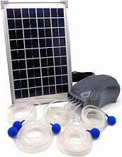 Ubbink Solar Teichbelüfter Gartenteich