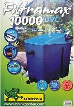 Ubbink Teichfilter Gartenteich Teich Filter Filtermax incl. UVC 10.000 Liter