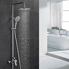 ubeegol Duscharmatur Regendusche Duschsystem