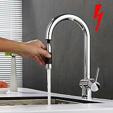 ubeegol Niederdruck Armatur Küche Wasserhahn mit