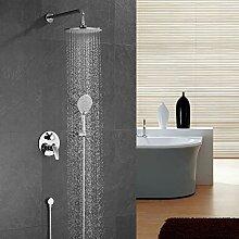 ubeegol Unterputz Duscharmatur Set Duschsystem