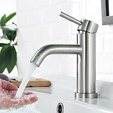 ubeegol Waschtischarmatur Edelstahl Wasserhahn