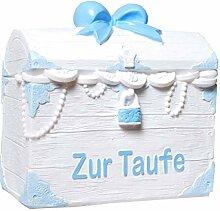 Udo Schmidt Spardose Taufe Sparschwein Schatzkiste