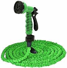 ueasy Gartenschlauch Wasserhahn-Anschluss und Multifunktions Spray Düse