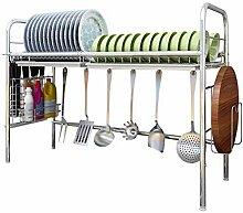 Über Waschbecken Display Ständer Abtropffläche