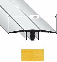 Übergangsprofil Duo Grip 8200 43mm Ahorn 0,9m