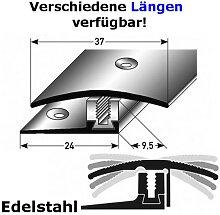 Übergangsprofil / Übergangsschiene Laminat ´´Perth´´, Höhe 7 x17...