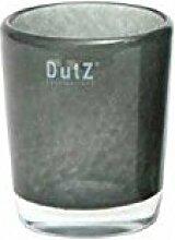 Übertopf Dutz CONIC VASE ash grey H11 D9,5