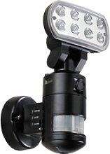 Überwachungskamera FLK-20, LED-Flutlicht,