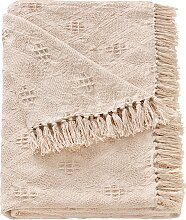 Überwurf Marrakesch, beige (Sessel 250/240 cm)