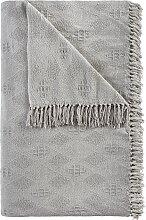 Überwurf Marrakesch, grau (Einzelbett mit Fußteil 210/140 cm)