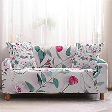 Überwurf Sofa,Vintage Pfingstrose Rose Mohnblume