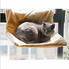 ueetek Katze Hängematte Bett aufgehoben Warm Bett