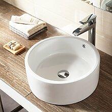 UEnjoy Rund Waschbecken-0700 Design Waschschale