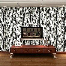 Ufengke® 3D Modern Personalisieren Abstrakte Geäst PVC Tapeten Wandbilds Für Studie Wohnzimmer Schlafzimmer TV Hintergrund