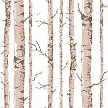 Ufengke® Modern Minimalistische Geäst Stamm PVC Tapeten Wandbilds Für Studie Wohnzimmer Schlafzimmer TV Hintergrund