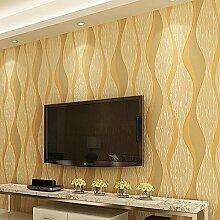 Ufengke® Modern Mode Einfach Wellen Streifen Muster Vliesstoff Tapeten Wandbilds Für Hotels Studie Wohnzimmer Schlafzimmer TV Hintergrund