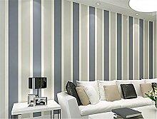 ufengke Moderne Simple Dick Nicht Wob Vertikale Streifen Tapeten Wandbild Für Wohnzimmer Schlafzimmer TV Hintergrund