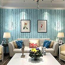 ufengke Nostalgischen Vertikale Streifen Holzmuster Vliesstoff Tapeten Wandbild Für Wohnzimmer Schlafzimmer TV Hintergrund